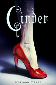 Cinder cover art
