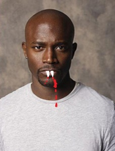 The vampire Taye Diggs
