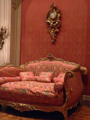 For those of us who aren't as well-versed in antique French furniture as Ana.