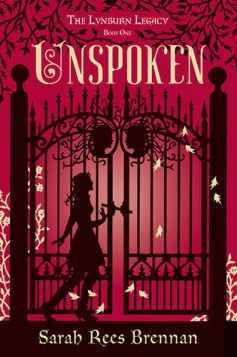 Unspoken cover art