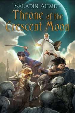 Throne of the Crescent Moon cover art